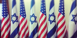 us-israel-flag